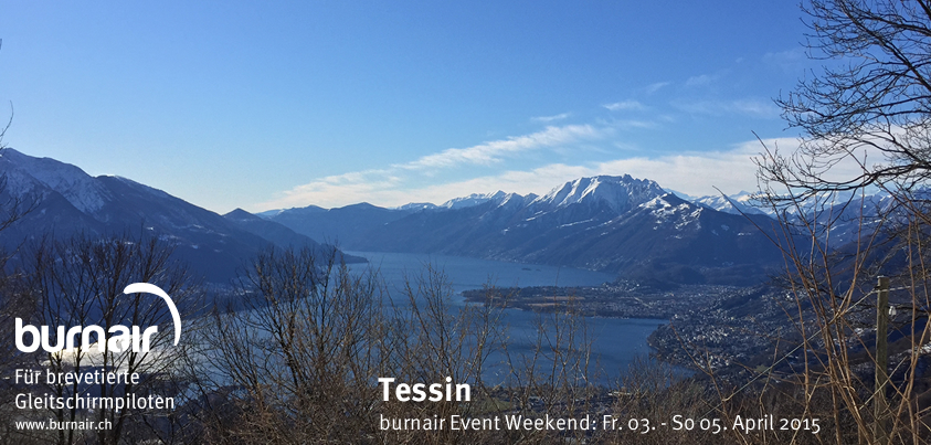 burnair Event Weekend Tessin
