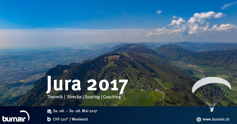 burnair Event Weekend - Jura 2017