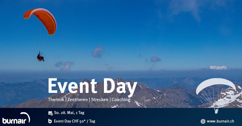 burnair Event Day - 28. Mai 2017