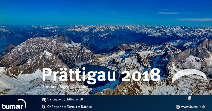 Prättigau 2018 – burnair Event Weekend