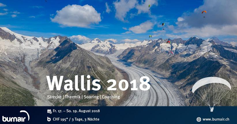Oberwallis 2018 – burnair Event Weekend