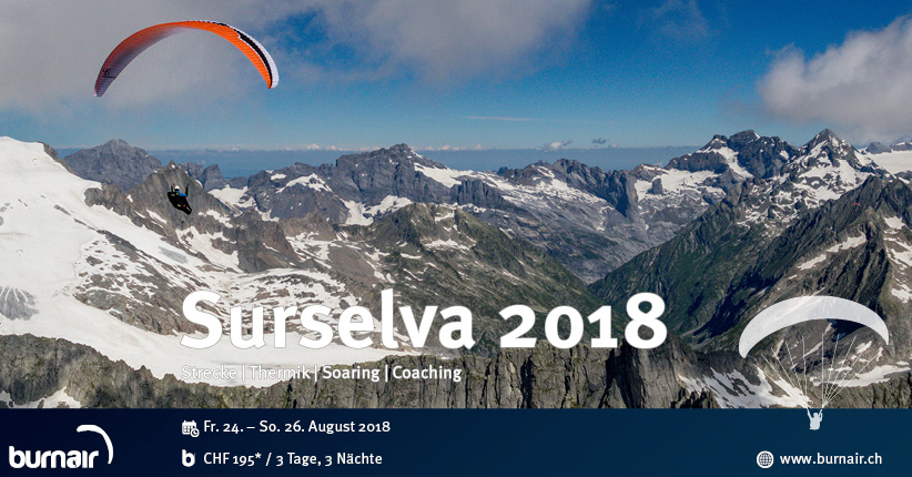 Surselva 2018 – burnair Event Weekend