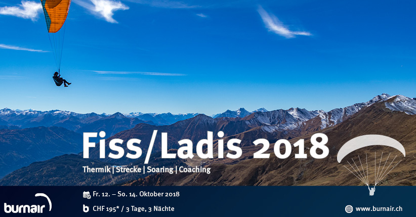 Fiss/Ladis 2018 – burnair Event Weekend
