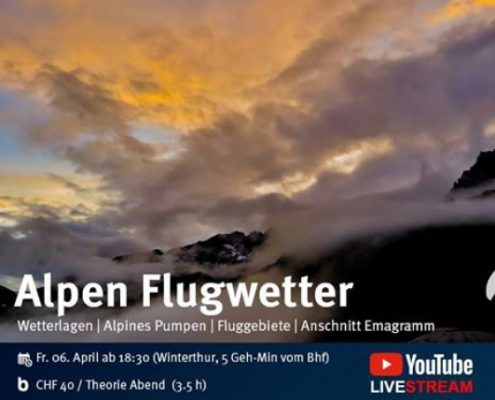 Heute Abend! Live in Winterthur oder via YouTube!