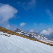 Heute in stiller Einsamkeit ein wunderschöner frühlingshafter Hike&Fly zum Selun