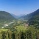 Guten Morgen aus dem Soca Tal in Slowenien In wenigen