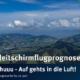 burnair Gleitschirmflugprognosen für Samstag 16. Juni Trotz schwach bis mässigem