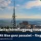 burnair Gleitschirmflugprognosen für Samstag 06. Juli Mit Nord/Nordost-Wind insbesondere an