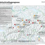 burnair Gleitschirmflugprognose für So. 22 Juli Wer ein Hike&Fly macht