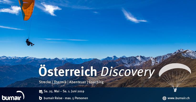 Österreich Discovery – Alpines Fliegen