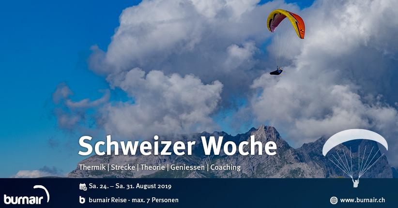 Schweizer Woche 2019 - Entdecken!