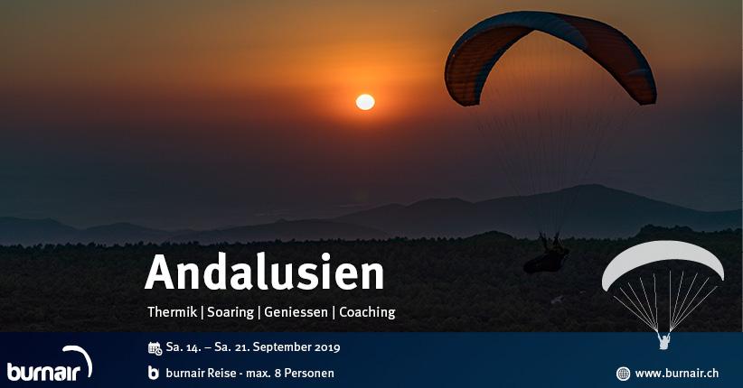 Andalusien 2019 – Fliegen mit den Geiern