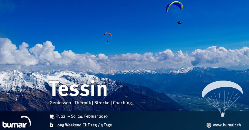 Long Weekend Tessin - Den Frühling einläuten