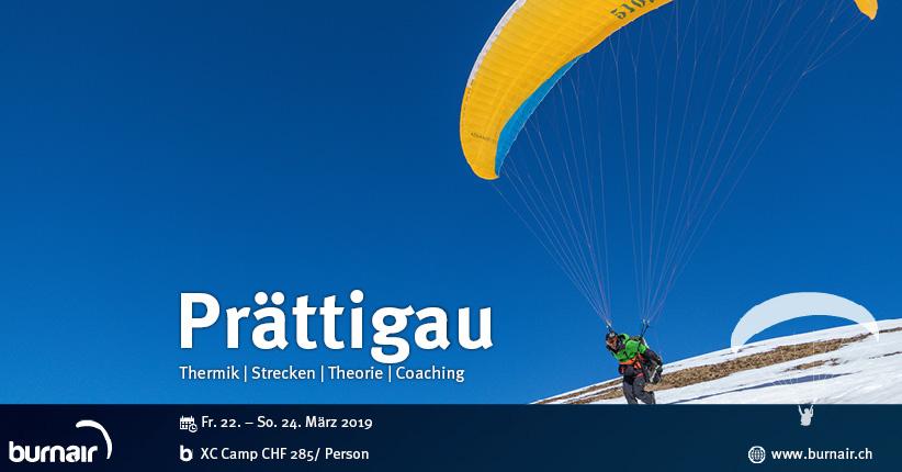 XC Camp Prättigau - Flieg weiter!