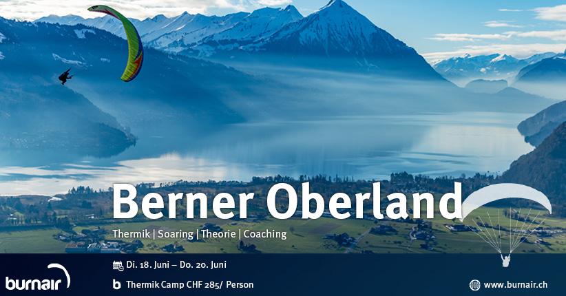 XC Camp Berner Oberland - Flieg weiter!