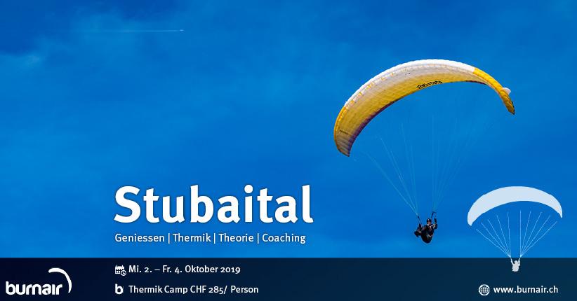 Thermik Camp Stubai- Flieg länger!