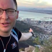 Beste Grüsse vom Lions Head aus Kapstadt