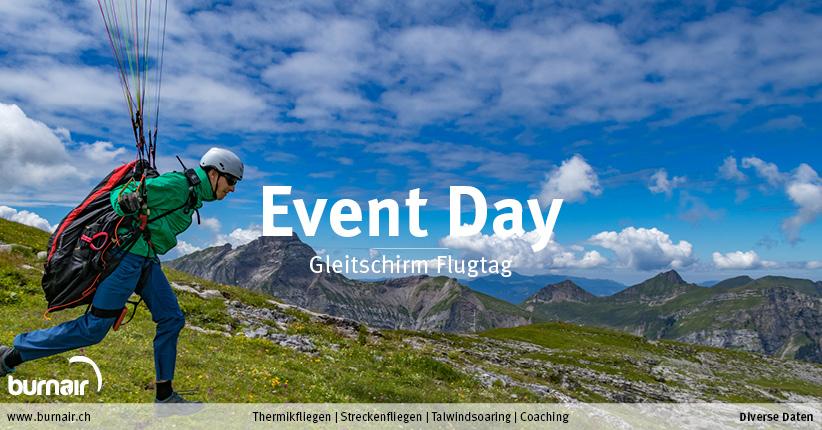 01. August 2020 – Gleitschirm Flugtag