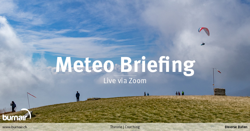 Fr. Abend 20. März 2020 – burnair Meteo Briefing