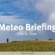 Nicht verpassen: heute Abend 20:30 Live Meteo Briefing für Morgen