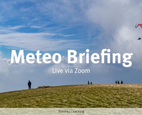 burnair Meteo Briefing heute Abend 20:30 via Zoom (für Morgen