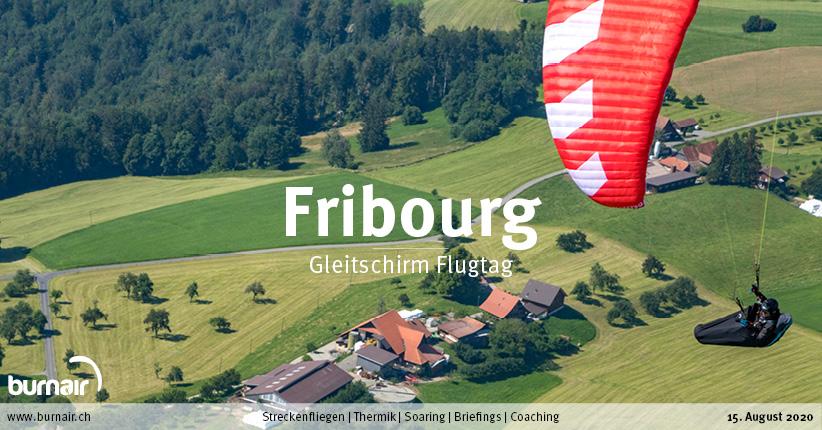 15. August 2020 – Gleitschirm Flugtag