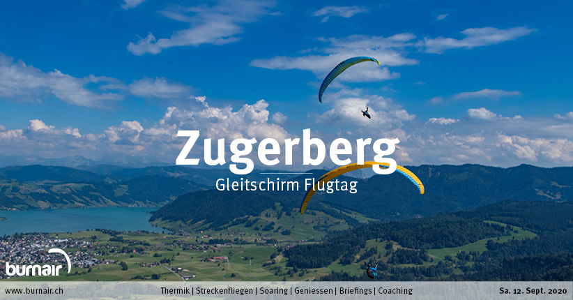 12. September 2020 – Gleitschirm Flugtag