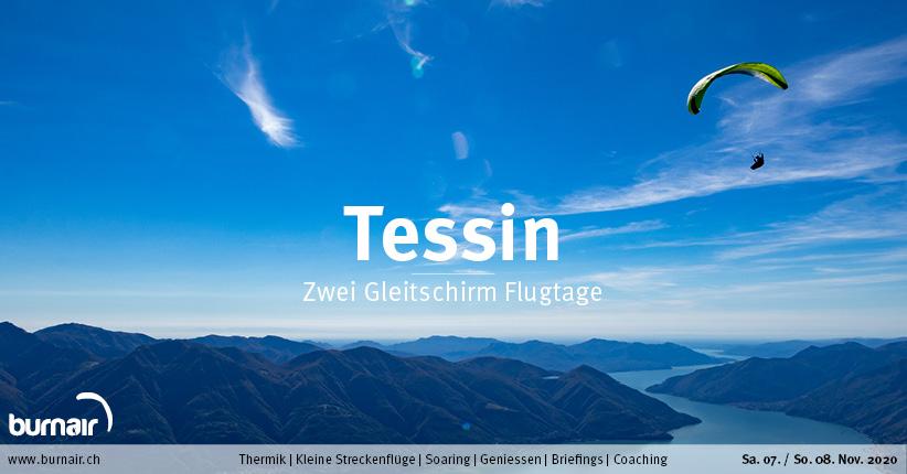 07. November 2020 – Gleitschirm Flugtag