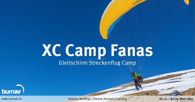 Fanas 2021 – Gleitschirm XC Camp