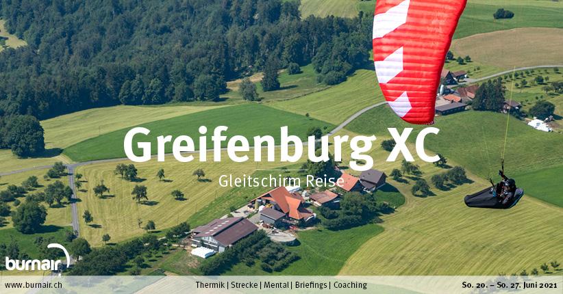 Greifenburg XC 2021 – Gleitschirm Reise