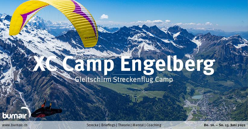 Engelberg 2021 – Gleitschirm XC Camp