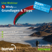 Heute Abend: Live Webinar Windy.com Überblick & Tipps