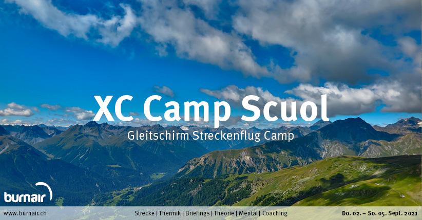 Scuol – Gleitschirm XC Camp